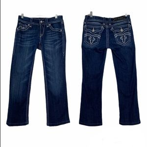 Rock revival bootcut jeans size 29